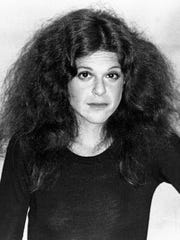 "Gilda Radner at the height of ""Saturday Night Live"" fame."