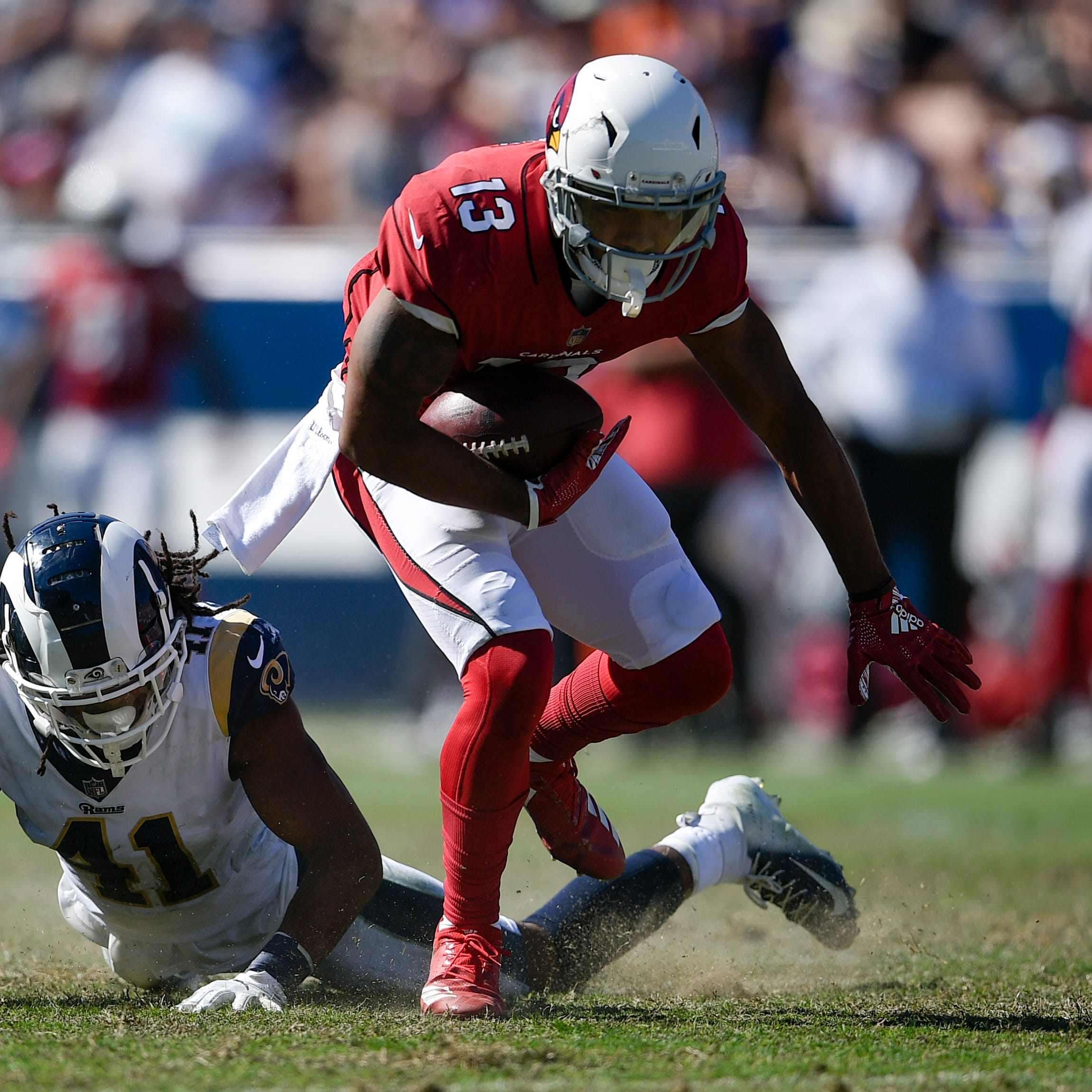 What we learned from Cardinals' blowout loss to the Rams