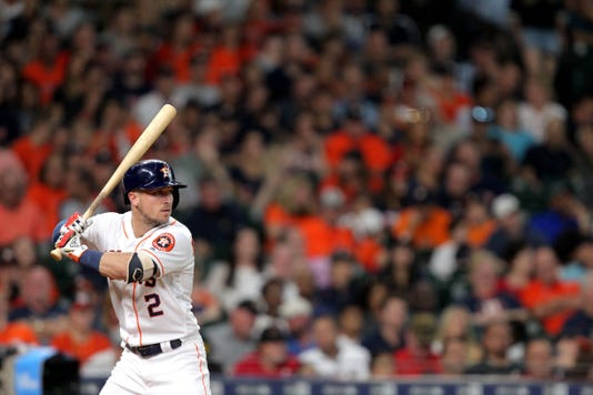 pretty nice b769a 20dc0 MLB: Alex Bregman 'pissed' Arizona Diamondbacks didn't draft ...
