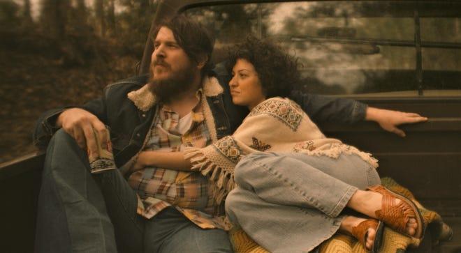 """Blaze"" stars Ben Dickey and Alia Shawkat."