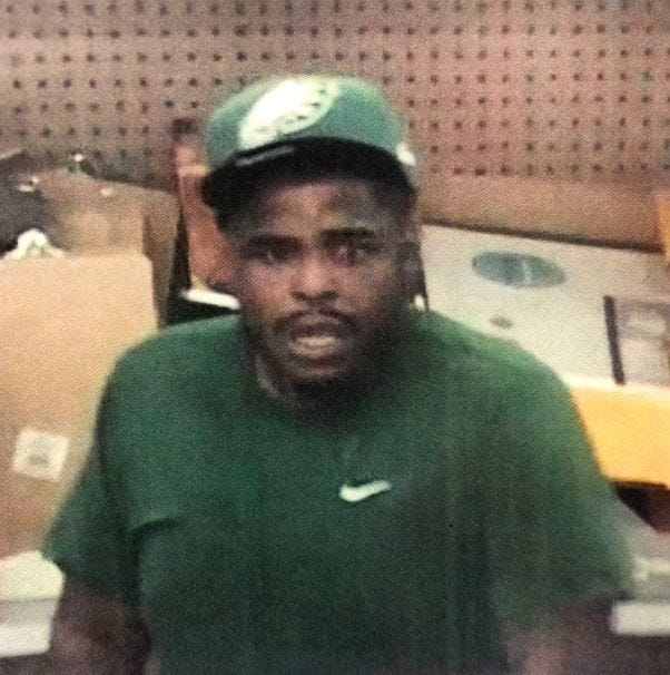 Philadelphia Eagles fan suspected of theft at Walmart, cops say