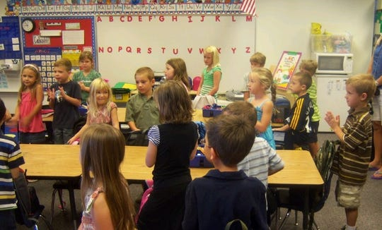 Hunsberger Elementary School is WCSD highest ranked elementary school according to new data released by the Nevada Department of Education on Sept. 14, 2018.