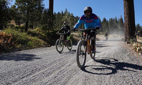 Images of the The Northstar Free-Ride Festival taken on Sept. 15, 2018 at Northstar California Resort.