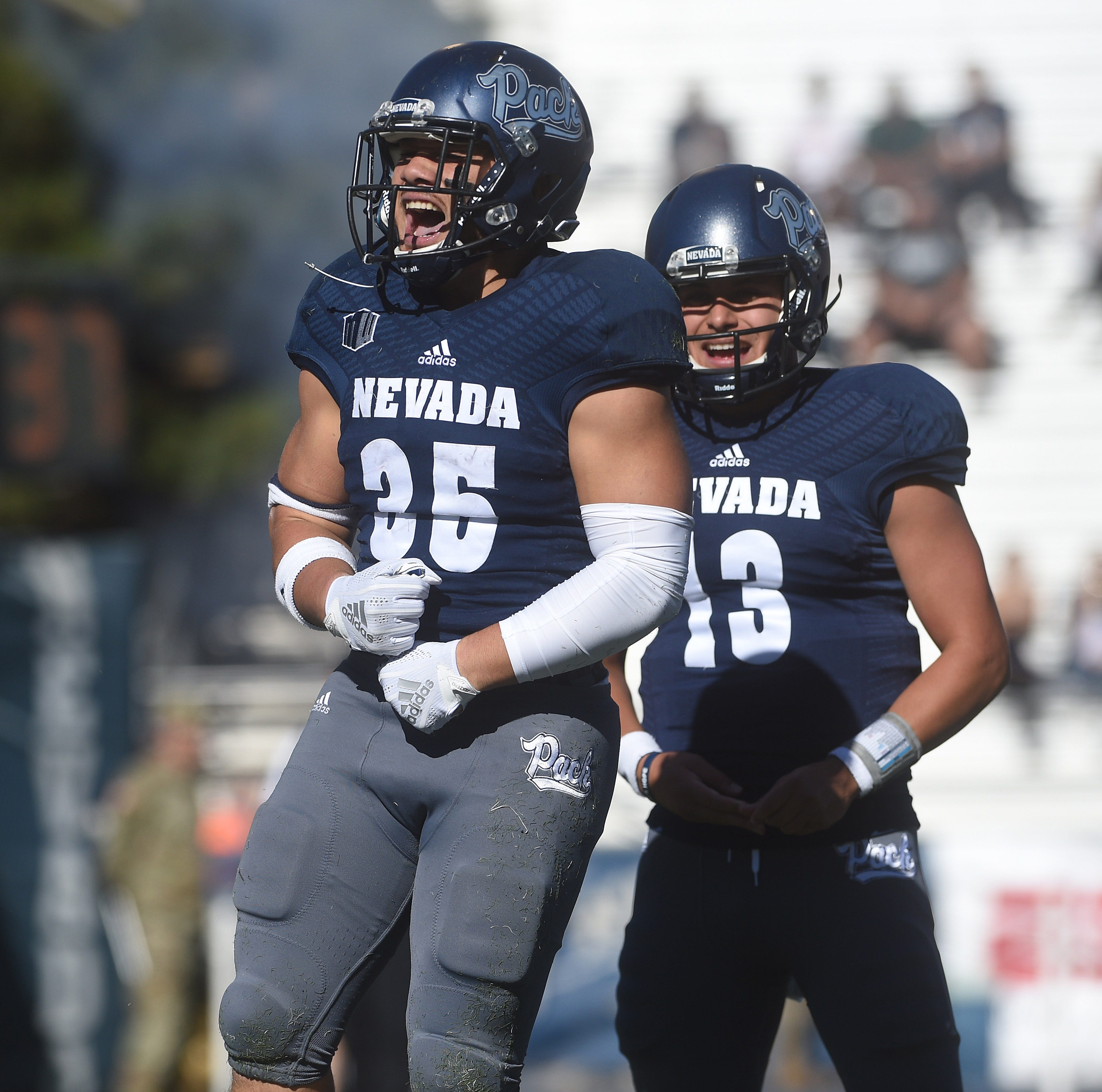 Signature win: Wolf Pack holds on to stun Oregon State, 37-35