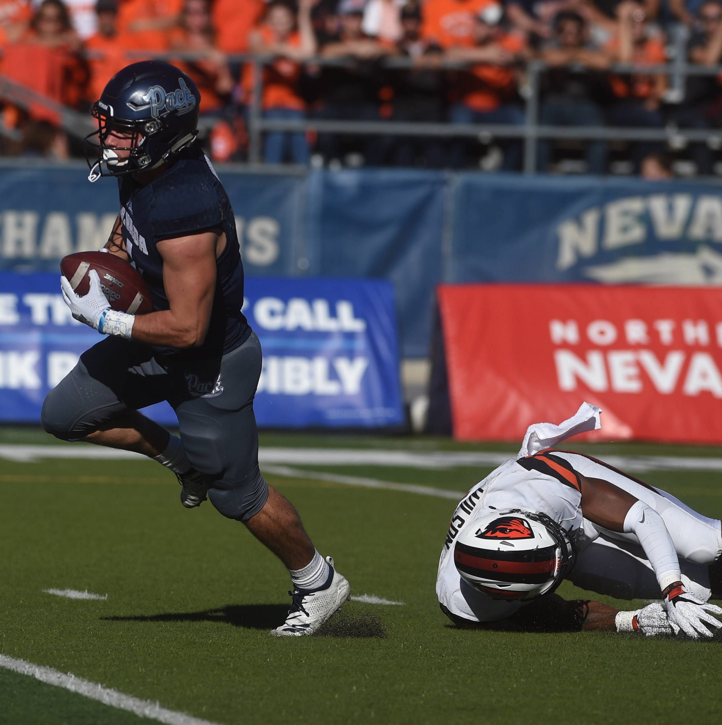 Wolf Pack vs. Toledo: Solve road woes, get defense off the field