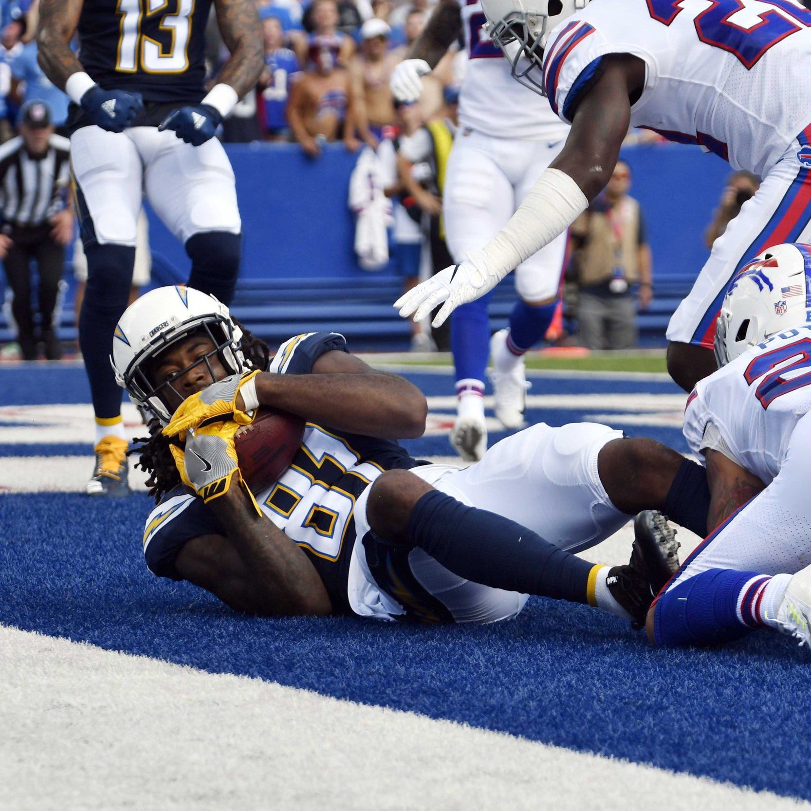 Final score, recap: Chargers 31, Bills 20