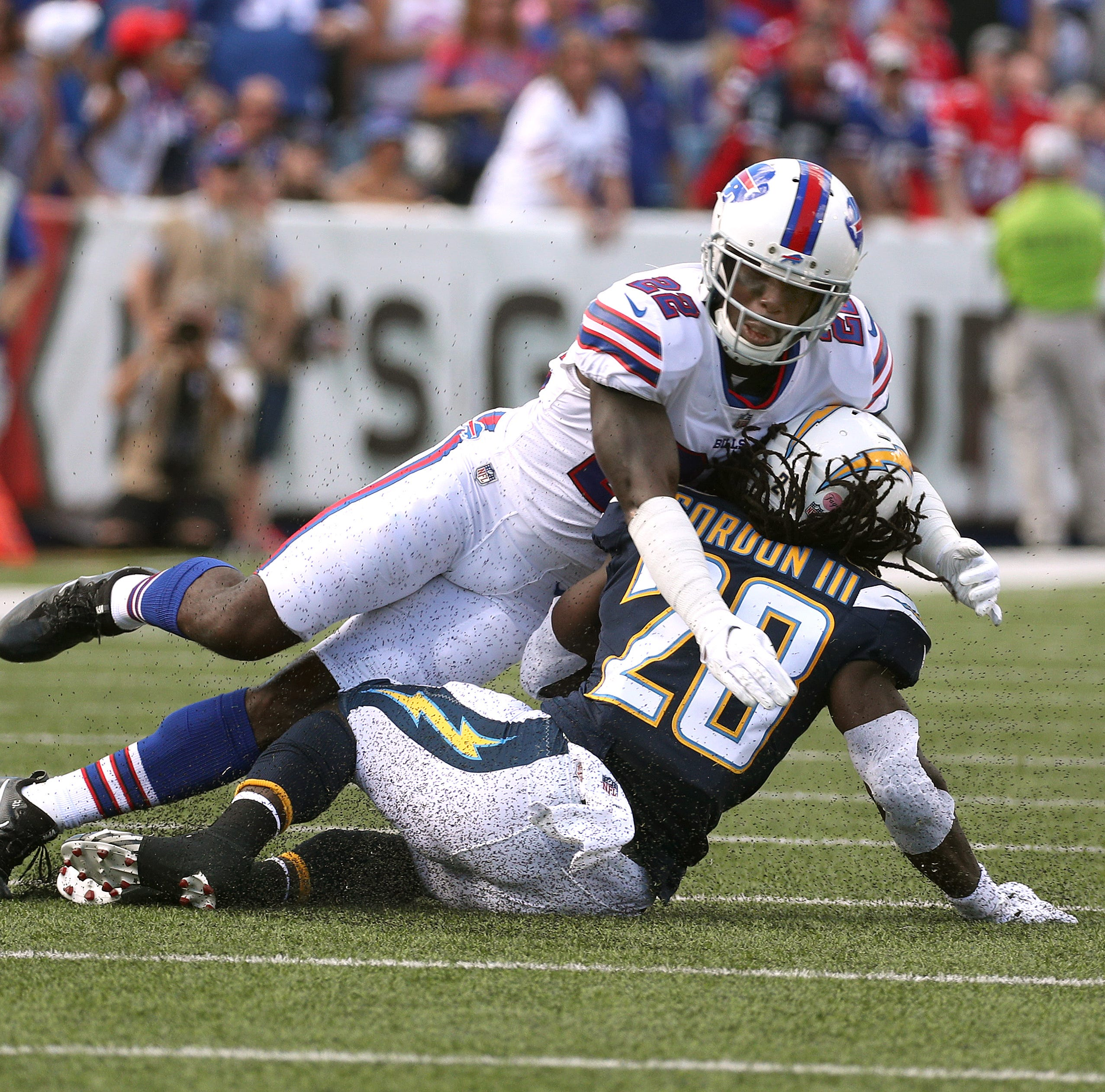 With Vontae Davis quitting, Bills are in dire straits at cornerback