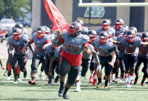 No Makeup Date Yet For East Wilson Football Game Suspended By Fights