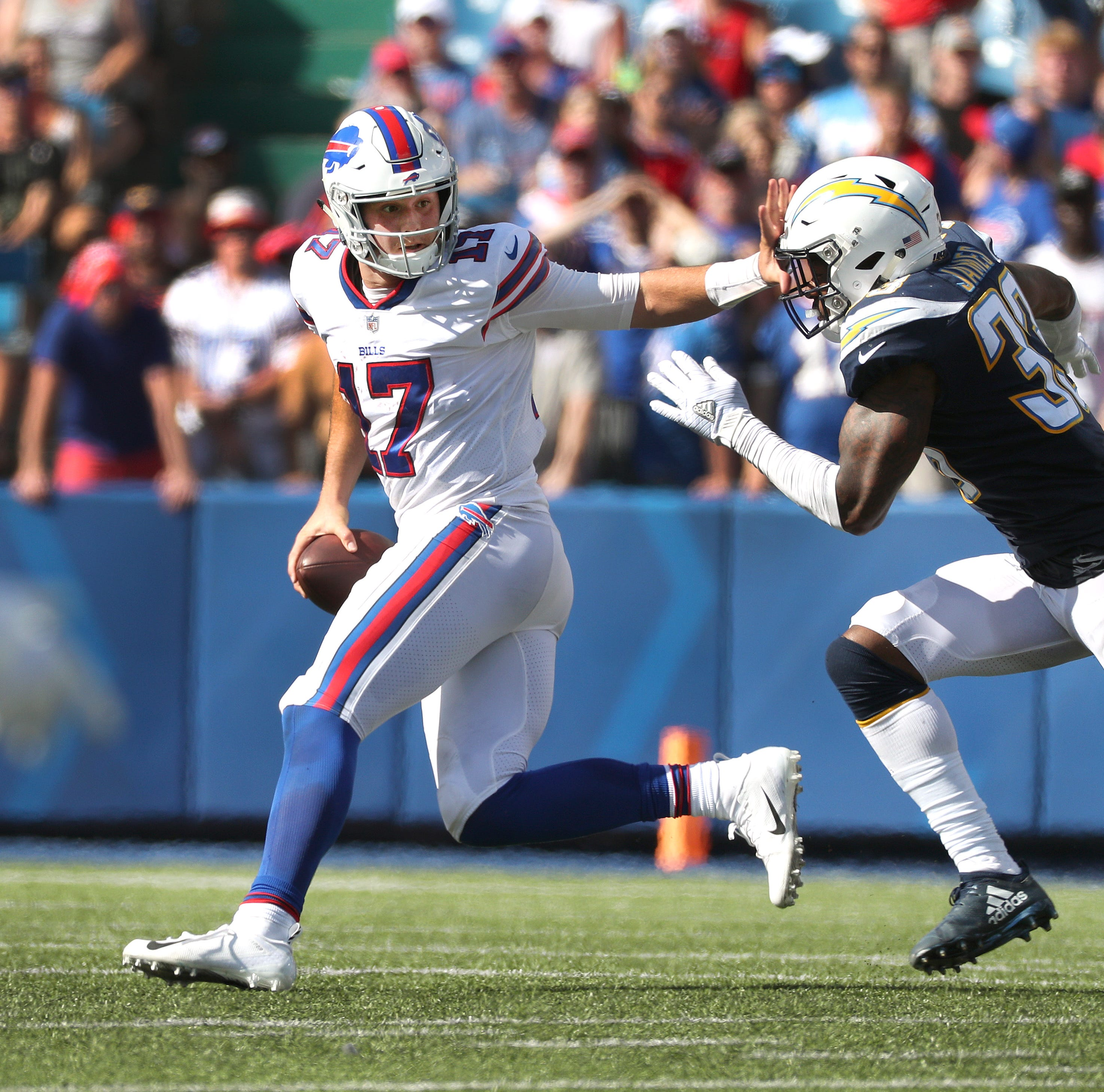 Roth: Allen wasn't dreaming, playing quarterback in the NFL is one tough job