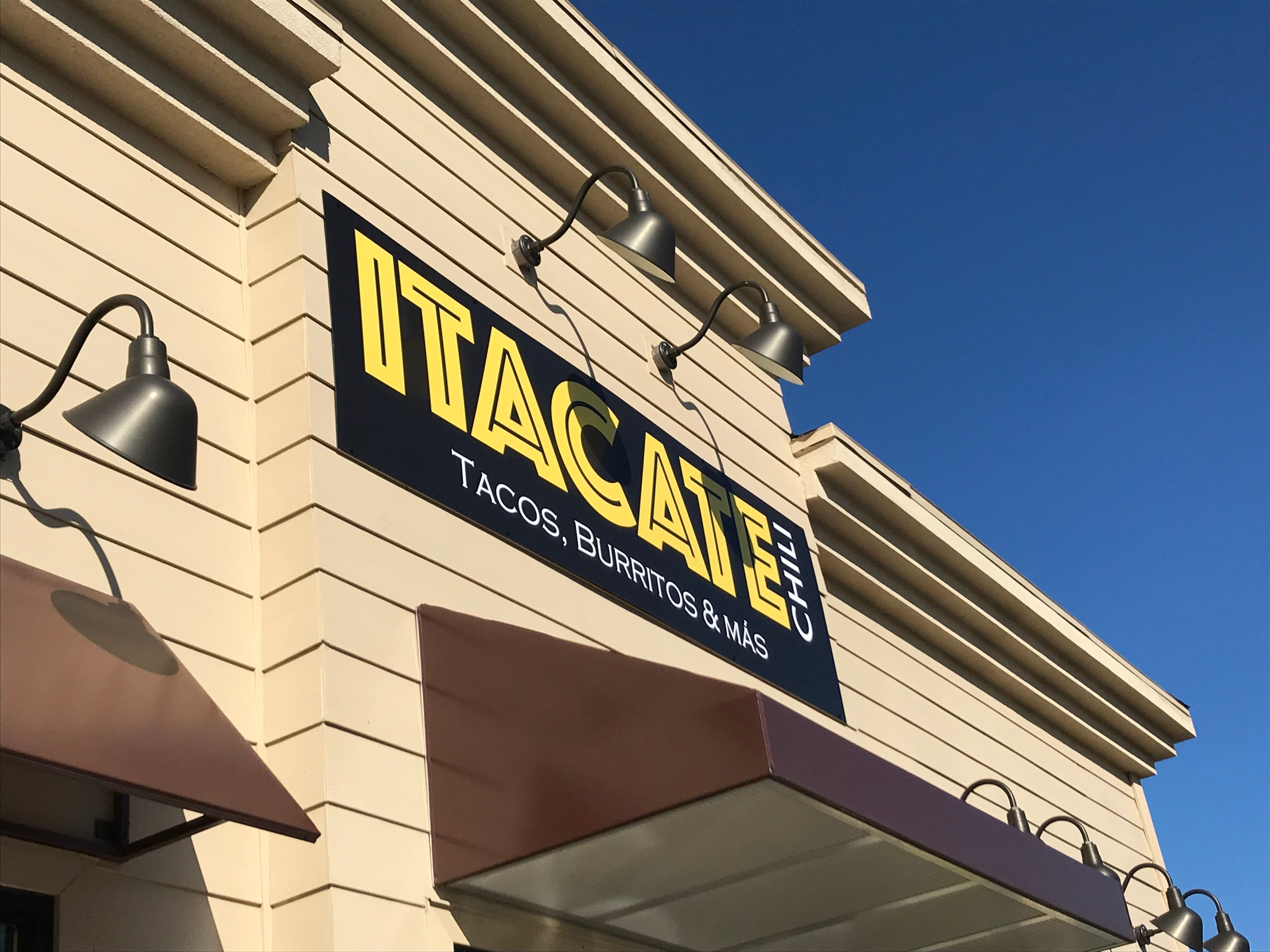 Itacate is introducing new graphics with its Chili location.