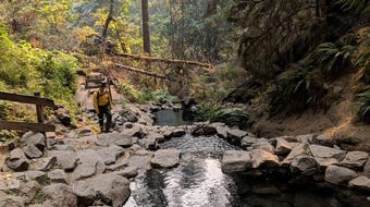 The popular destination in the Willamette National Forest reopens following a 10-month closure.