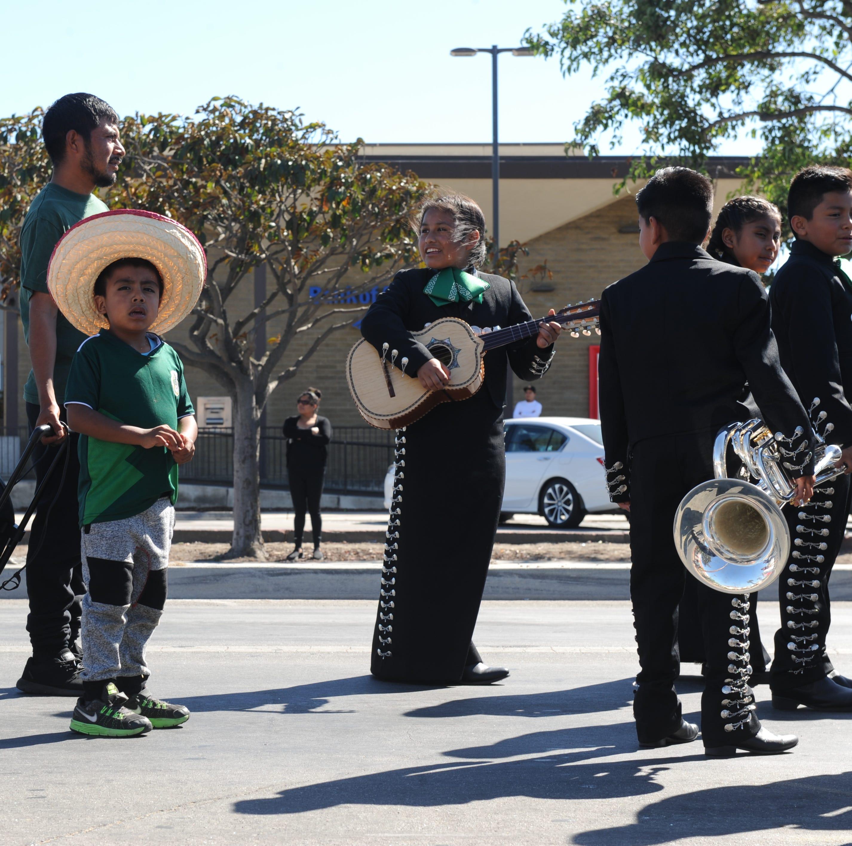 Salinas celebrates El Grito, Mexican heritage