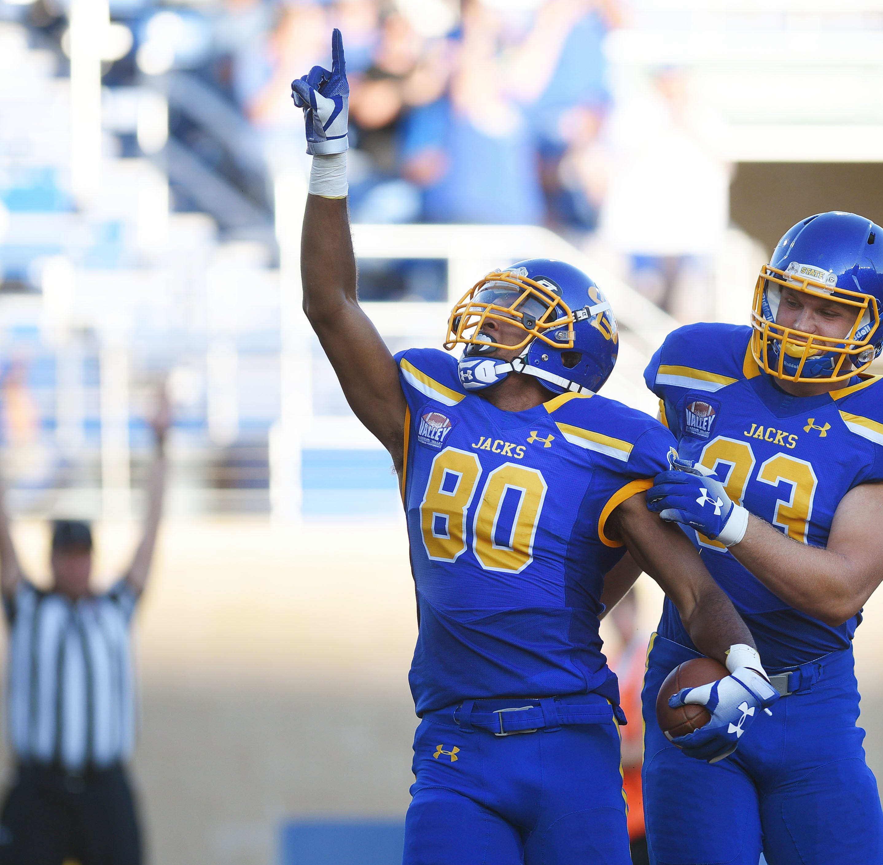 South Dakota State football: Reserves step up in rout of Arkansas-Pine Bluff