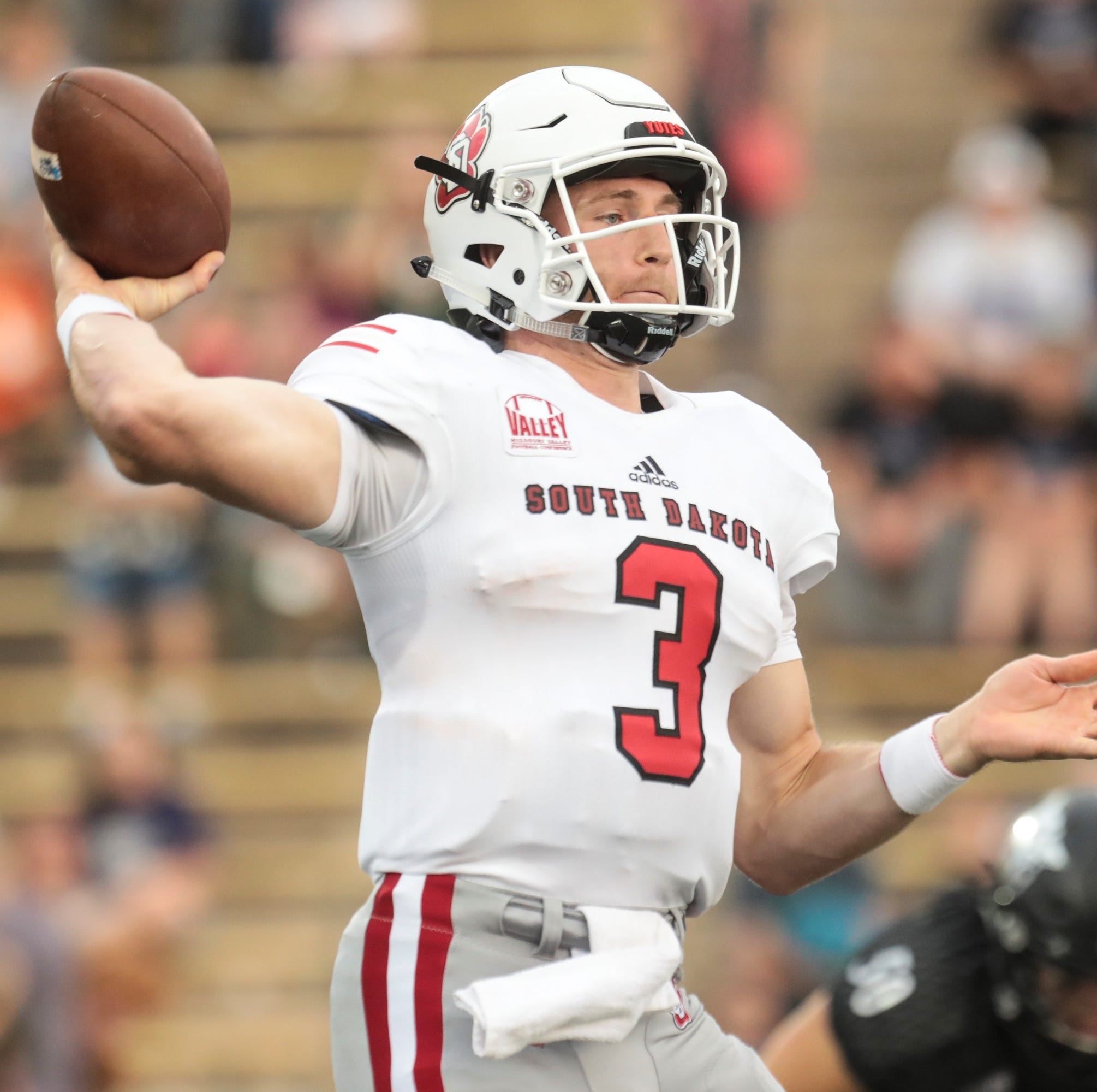 South Dakota offense will get a lot of attention the next two weeks