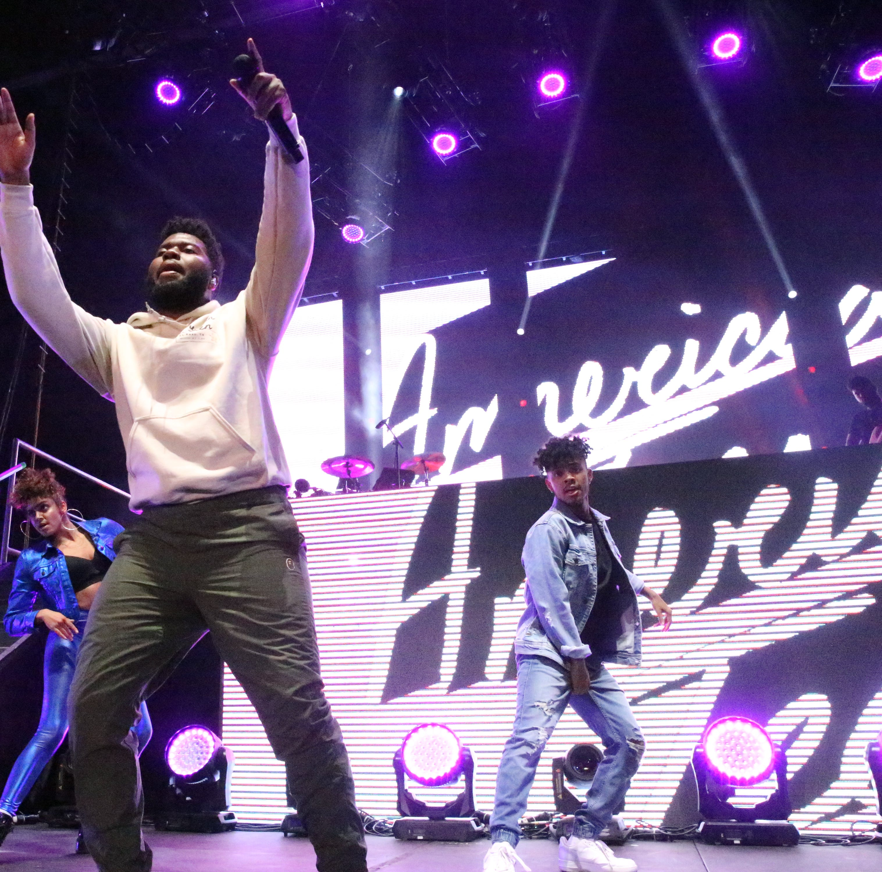 The best tweets from Khalid's homecoming weekend in El Paso