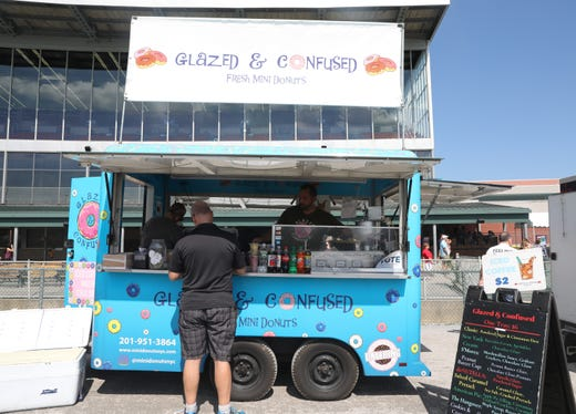 Yonkers Food Truck Mash Up