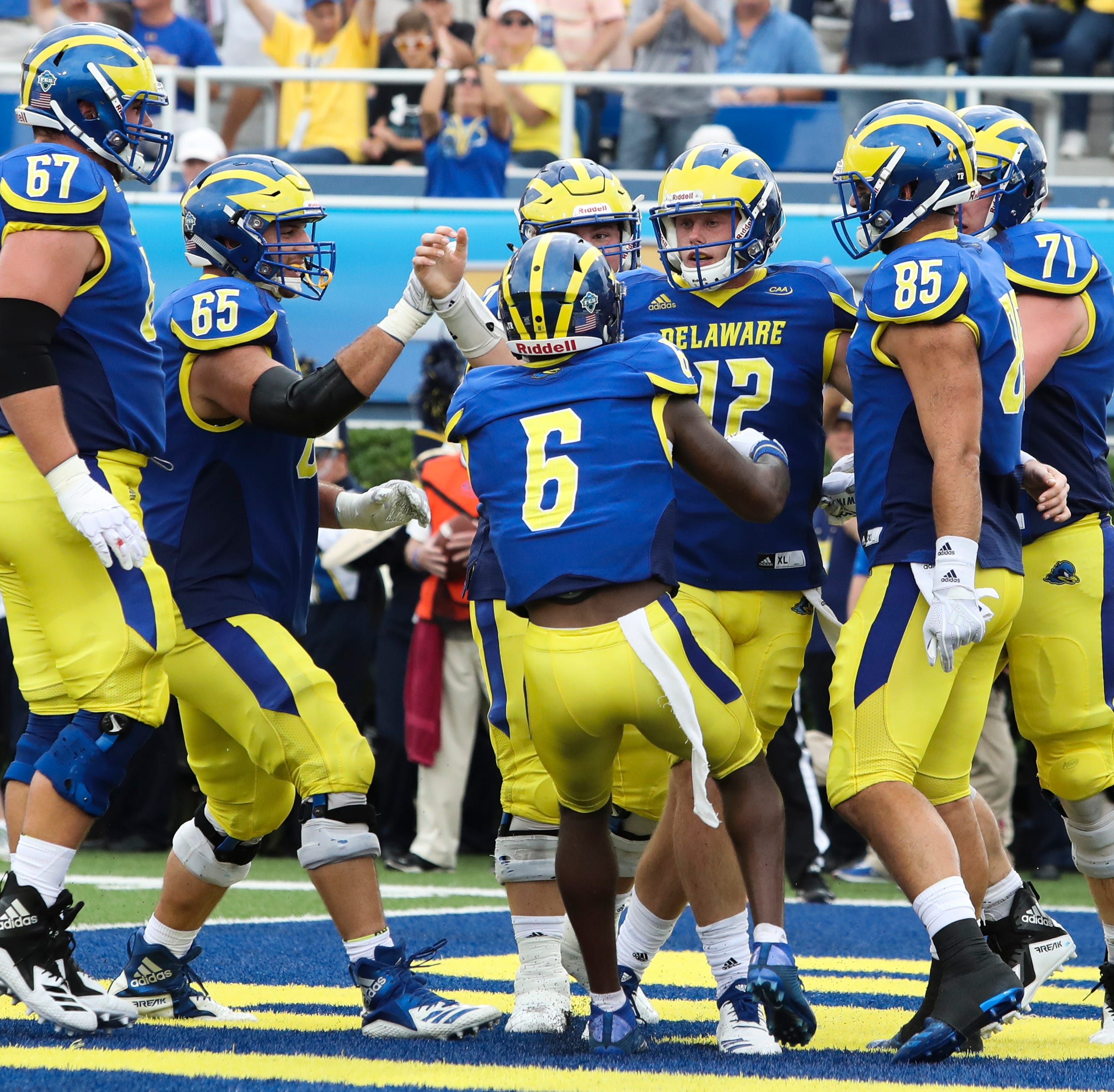 Delaware football's return to glory could start Saturday at North Dakota State