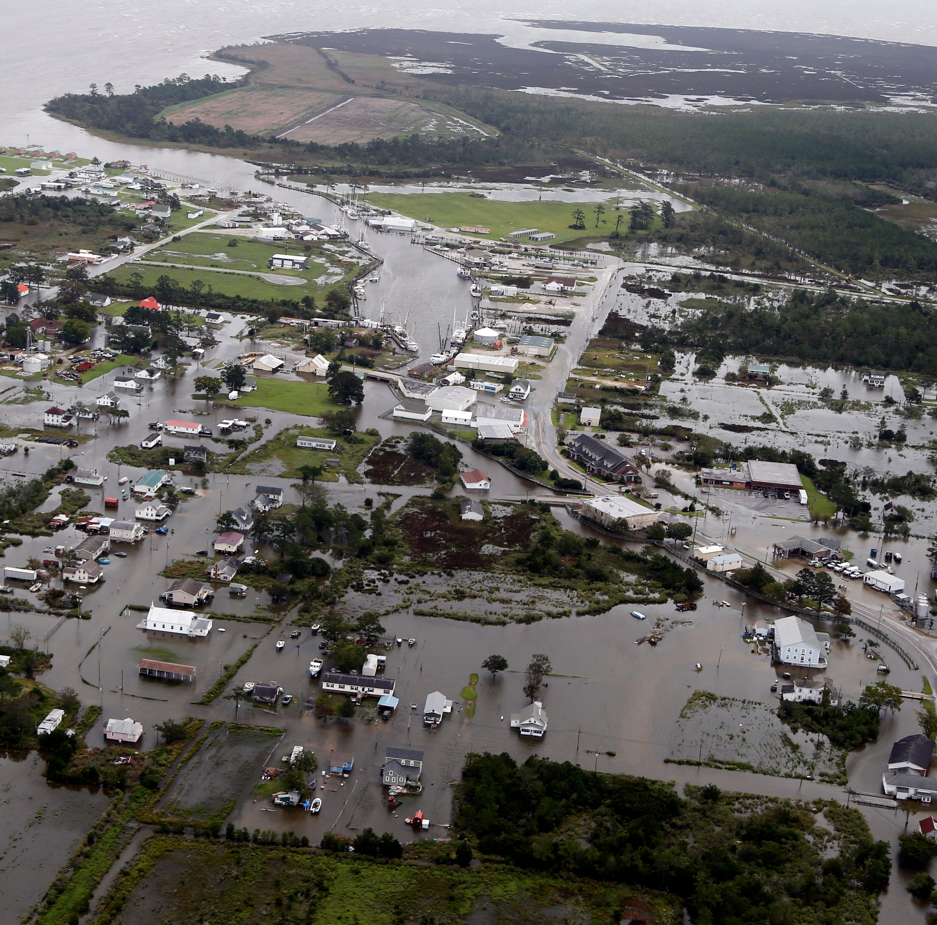 Why Delaware is more vulnerable to a storm like Hurricane Florence