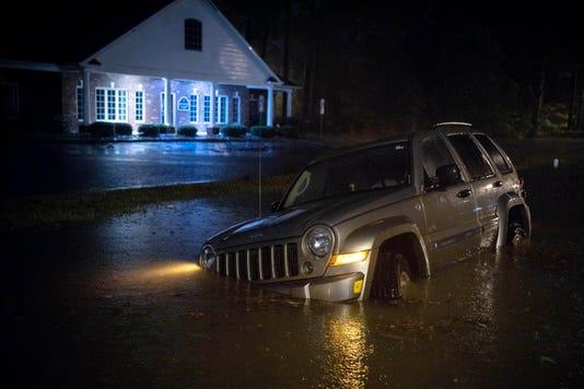 Usp News Hurricane Florence Usa Nc
