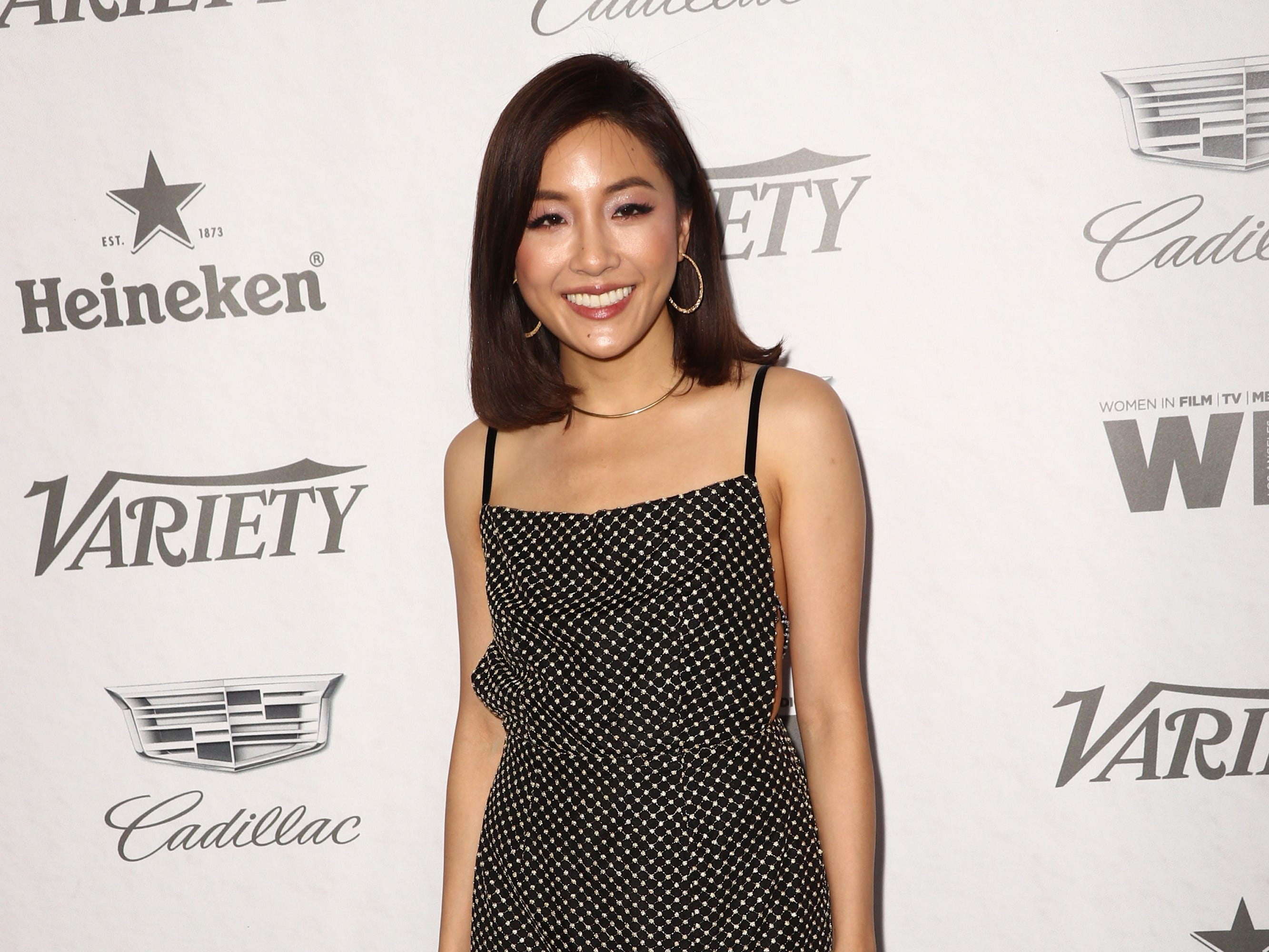 WEST HOLLYWOOD, CA - SEPTEMBER 15:  Constance Wu attends Variety and Women in Film's 2018 Pre-Emmy Celebration at Cecconi's on September 15, 2018 in West Hollywood, California.  (Photo by Frederick M. Brown/Getty Images) ORG XMIT: 775218358 ORIG FILE ID: 1033997838