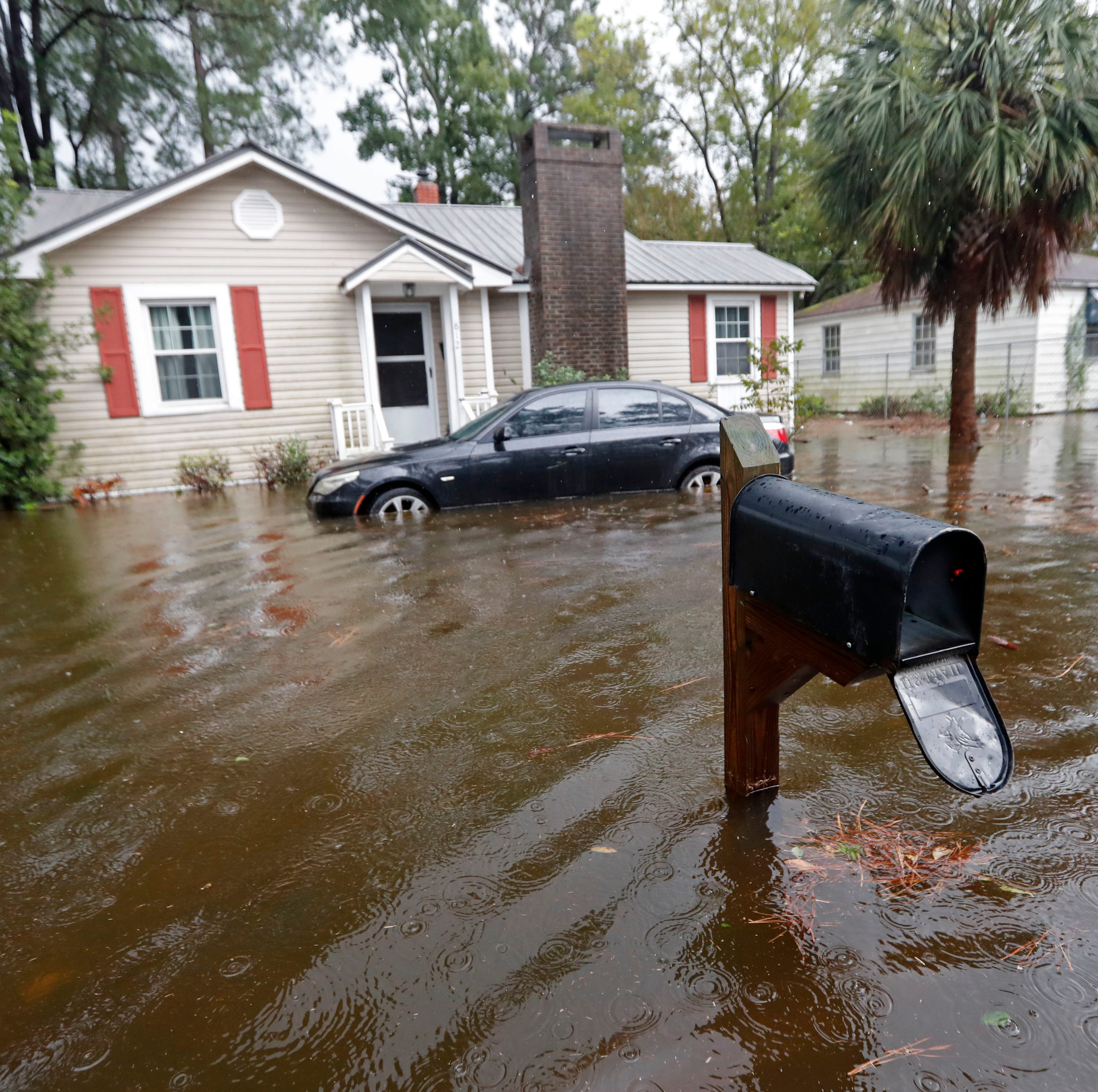 Florence's flooding, Emmy's night, SpaceX to the moon: 5 things you need to know Monday