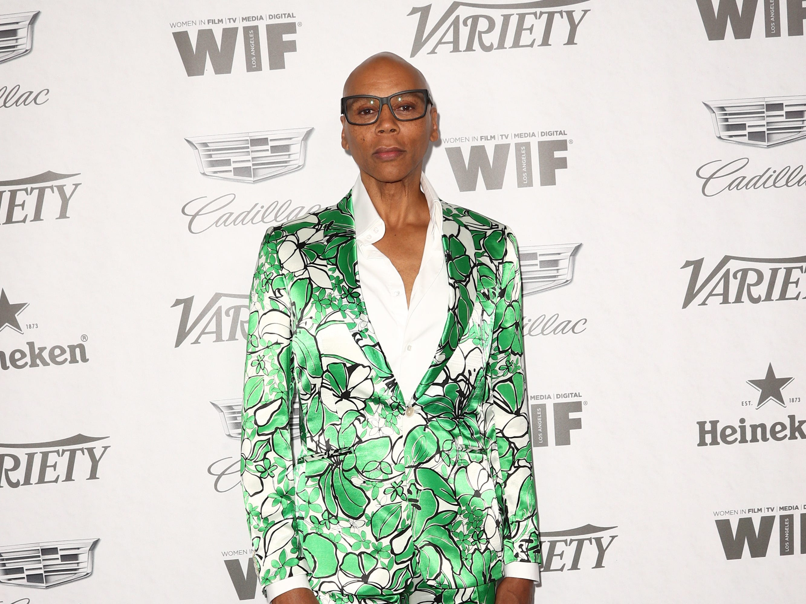 WEST HOLLYWOOD, CA - SEPTEMBER 15:  RuPaul attends Variety and Women in Film's 2018 Pre-Emmy Celebration at Cecconi's on September 15, 2018 in West Hollywood, California.  (Photo by Frederick M. Brown/Getty Images) ORG XMIT: 775218358 ORIG FILE ID: 1033997564