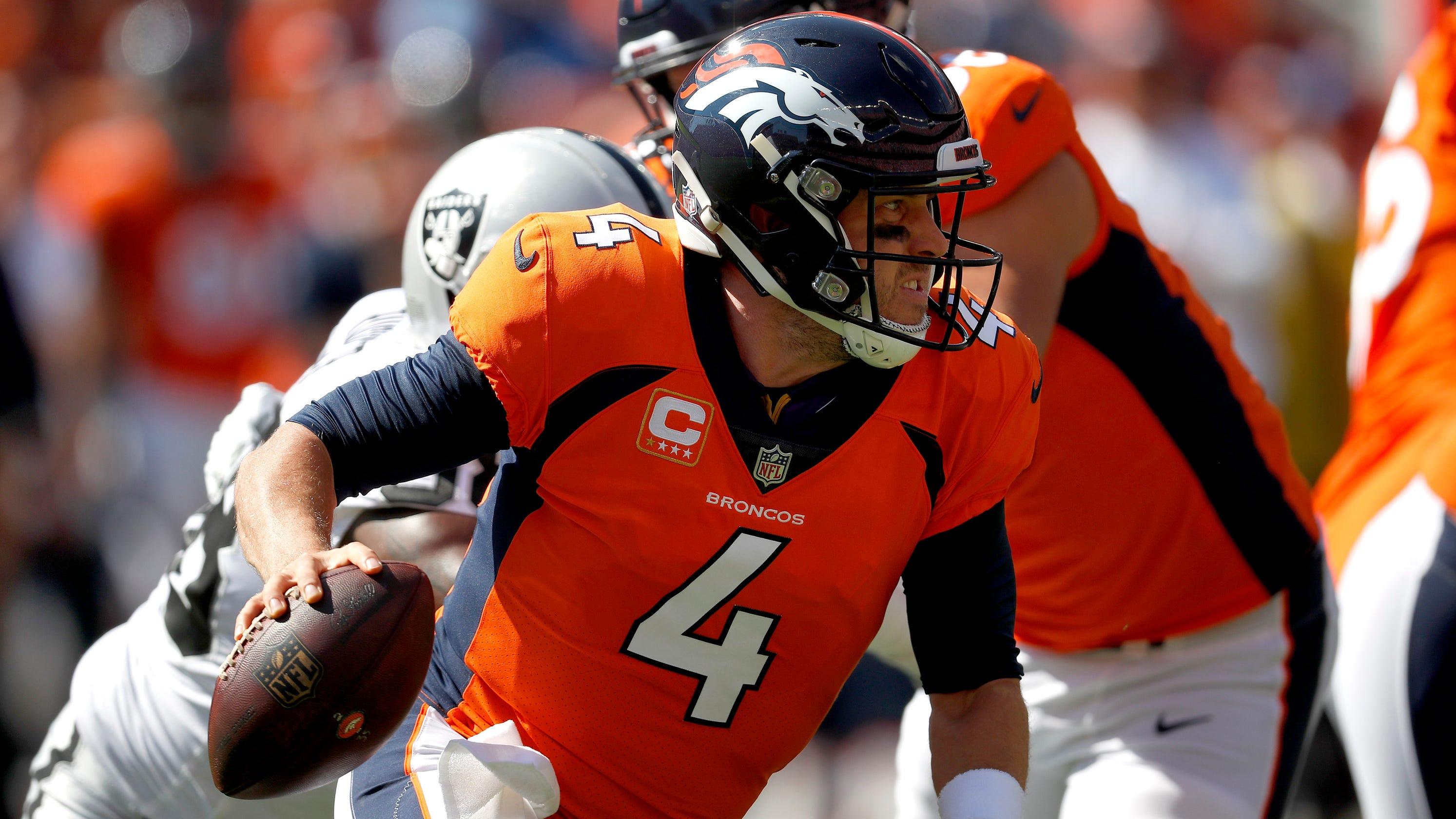 Case Keenum leads Denver Broncos  comeback victory over Oakland Raiders a2f9fc839