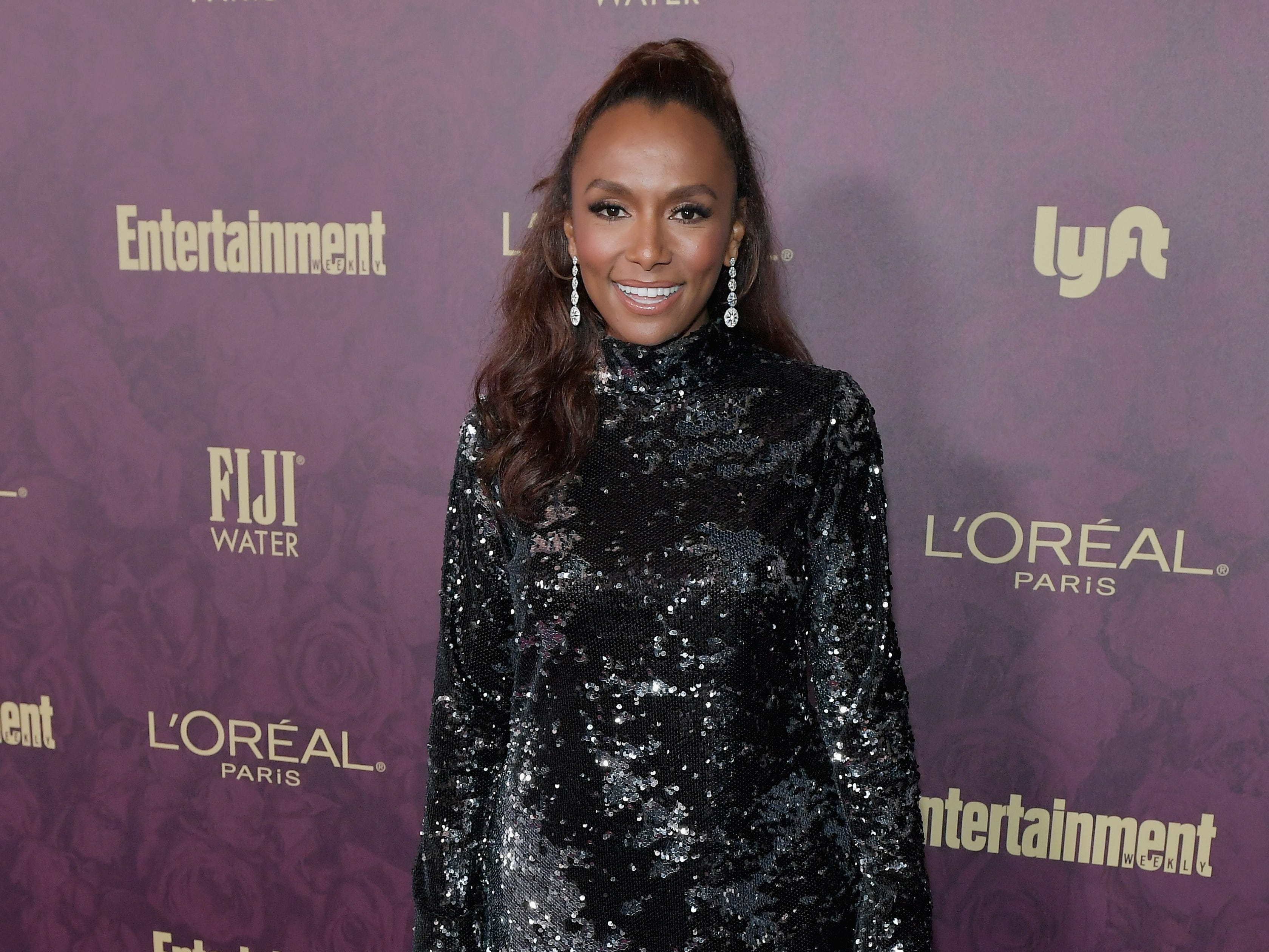 LOS ANGELES, CA - SEPTEMBER 15:  Janet Mock attends the 2018 Pre-Emmy Party hosted by Entertainment Weekly and L'Oreal Paris at Sunset Tower on September 15, 2018 in Los Angeles, California.  (Photo by Neilson Barnard/Getty Images for Entertainment Weekly) ORG XMIT: 775214113 ORIG FILE ID: 1033997840