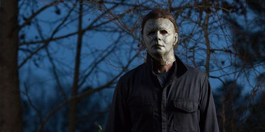 "Michael Myers slashed his way back on to the big screen in 2018's ""Halloween"" and returns for more carnage in this year's ""Halloween Kills."""
