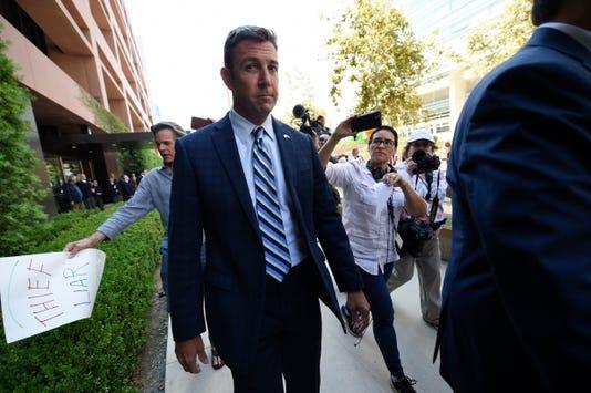 Ap Indicted California Congressman A Usa Ca