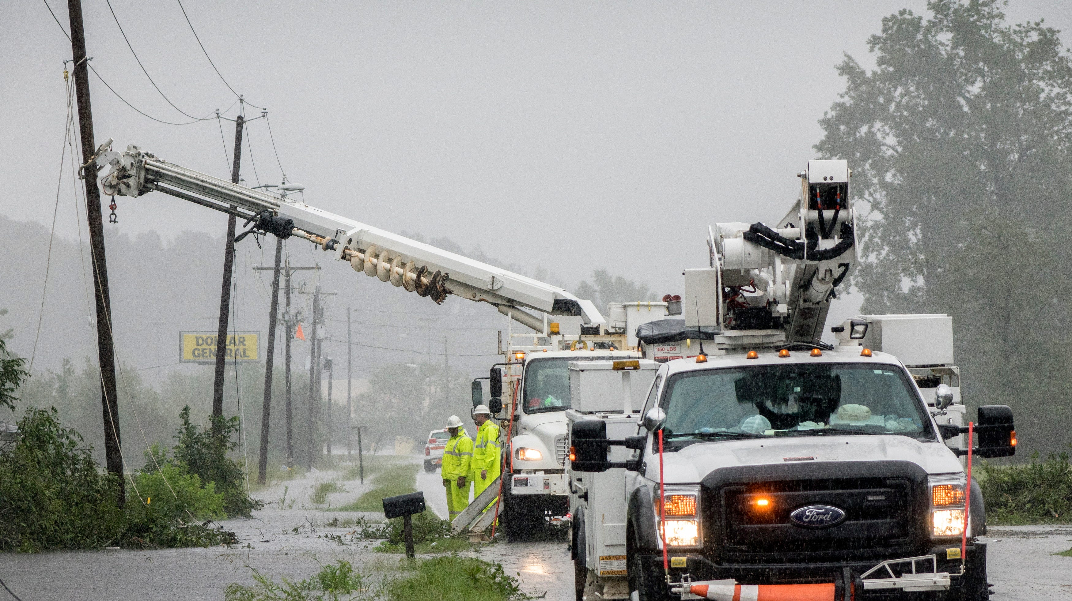 Extreme weather like Hurricane Florence shows we need clean, stable energy infrastructure