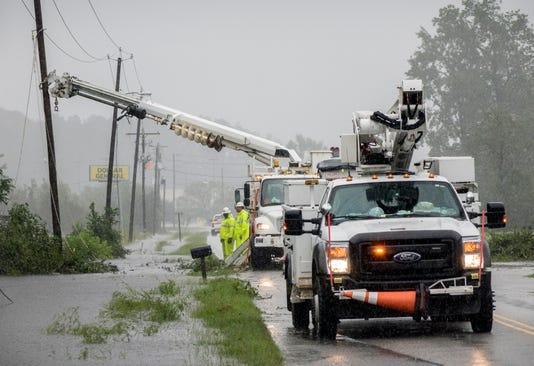 Epa Usa Hurricane Florence Wea Weather Usa Sc