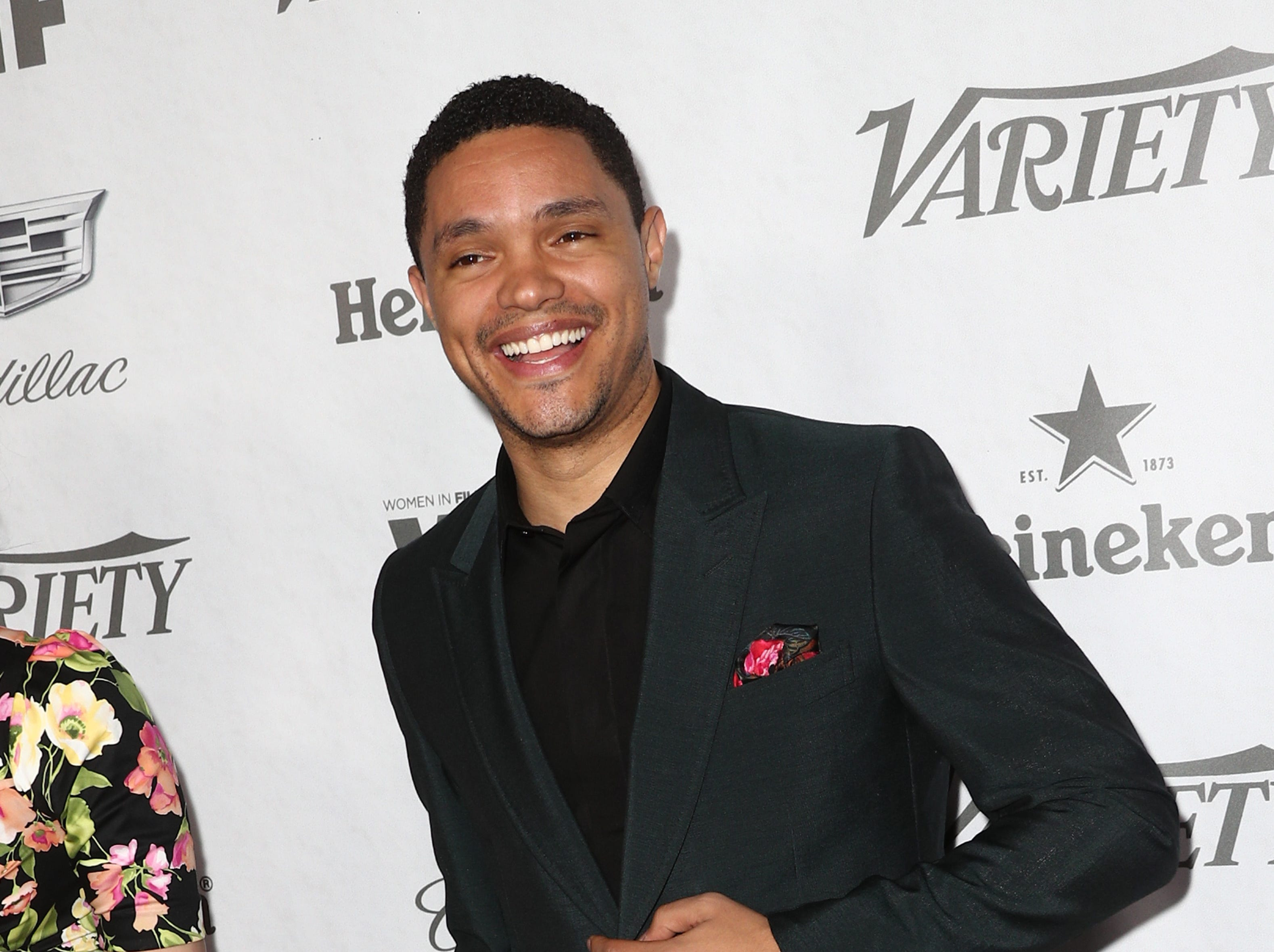 WEST HOLLYWOOD, CA - SEPTEMBER 15:  Trevor Noah attends Variety and Women in Film's 2018 Pre-Emmy Celebration at Cecconi's on September 15, 2018 in West Hollywood, California.  (Photo by Frederick M. Brown/Getty Images) ORG XMIT: 775218358 ORIG FILE ID: 1033997028