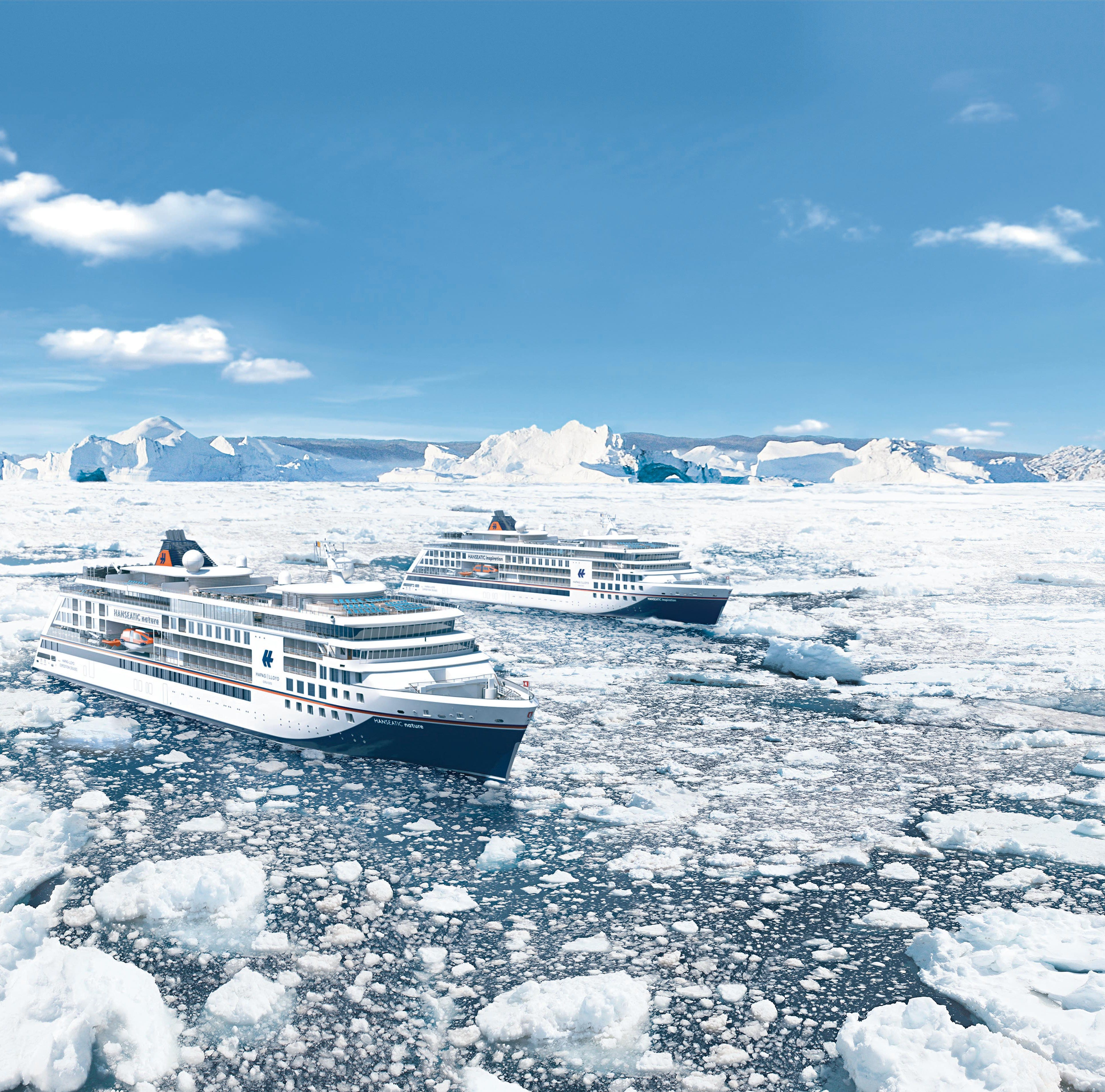 German line Hapag-Lloyd Cruises targets English speakers with new expedition ship