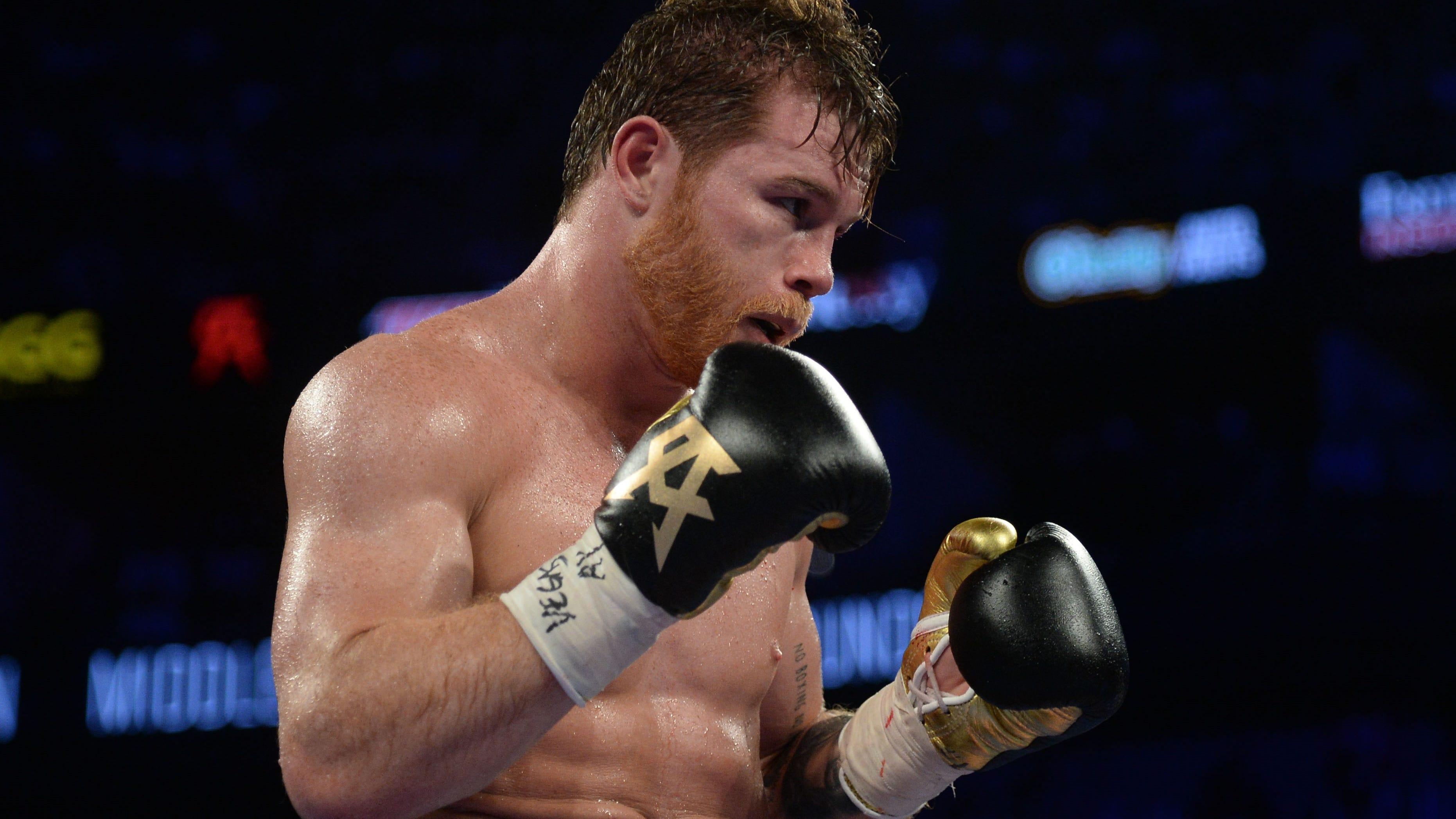 Canelo Vs Ggg Alvarez S Non Controversial Win What Boxing Needed
