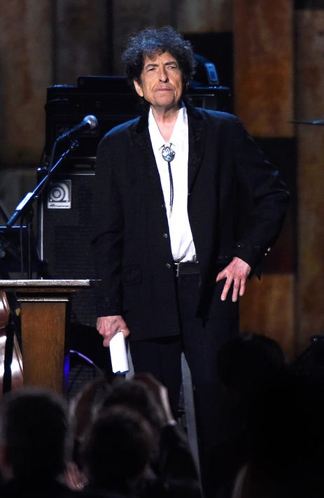 The 2015 Musicares Person Of The Year Gala Honoring Bob Dylan Show