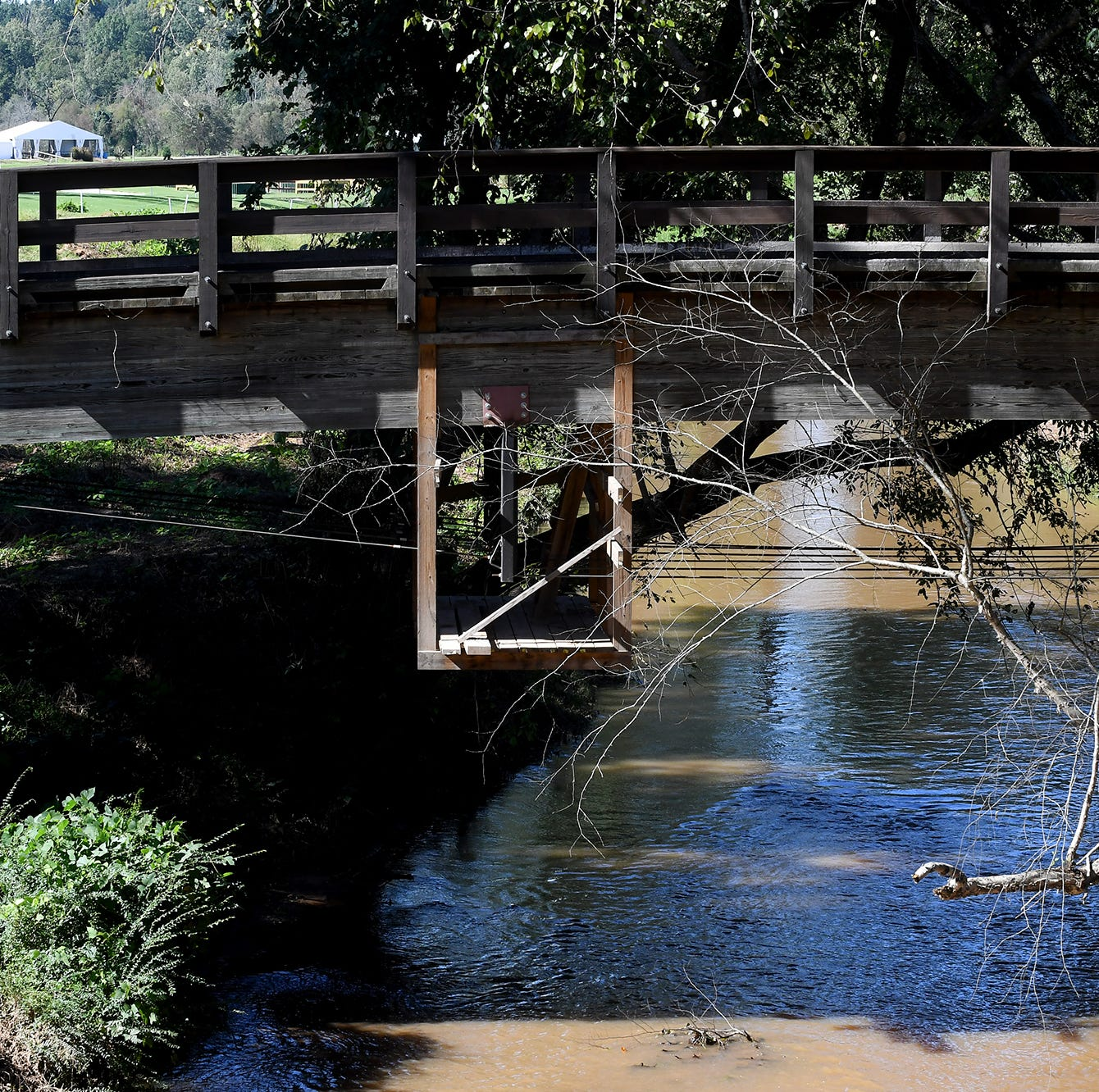 Tryon International Equestrian Center in violation of water quality standards