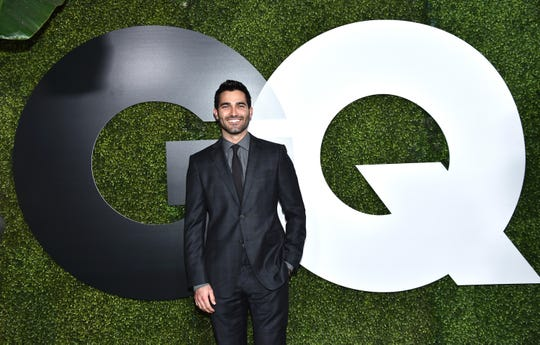 Actor Tyler Hoechlin attends the GQ 20th Anniversary Men Of The Year Party at Chateau Marmont on December 3, 2015 in Los Angeles, California.
