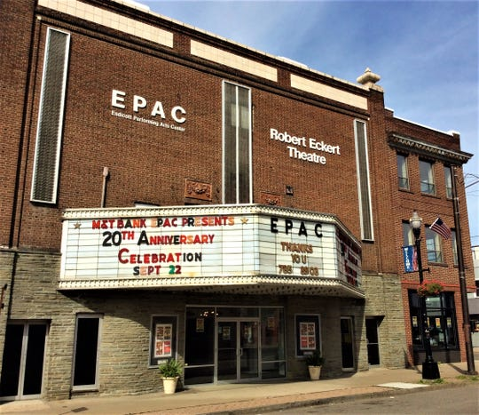 The Endicott Performing Arts Center has become an anchor for the village's Washington Avenue.