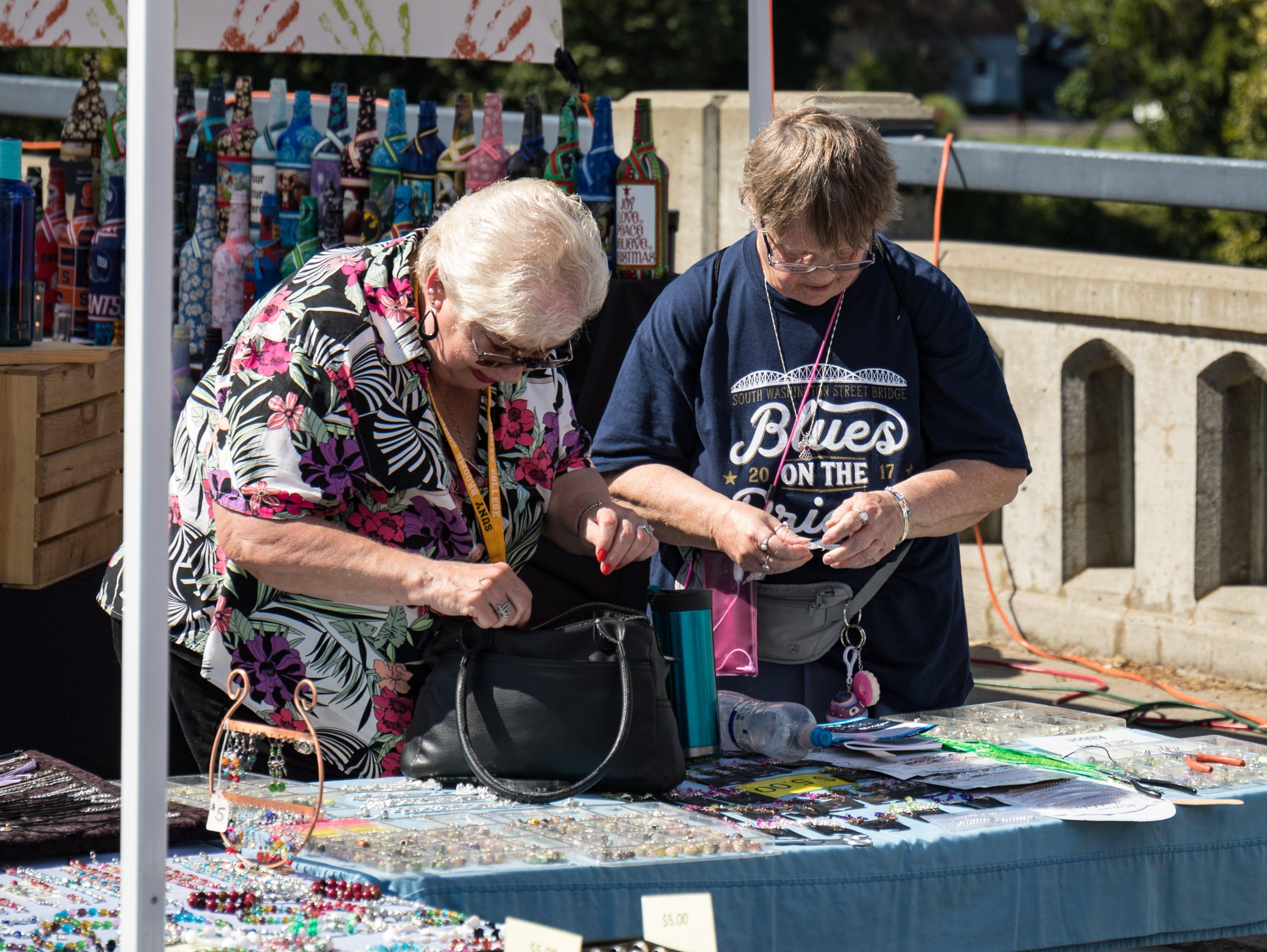 Blues on the Bridge 2018 was held on Sept. 16.