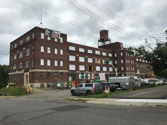 The 16 Emma Street property that will be turned into commercial space and housing.