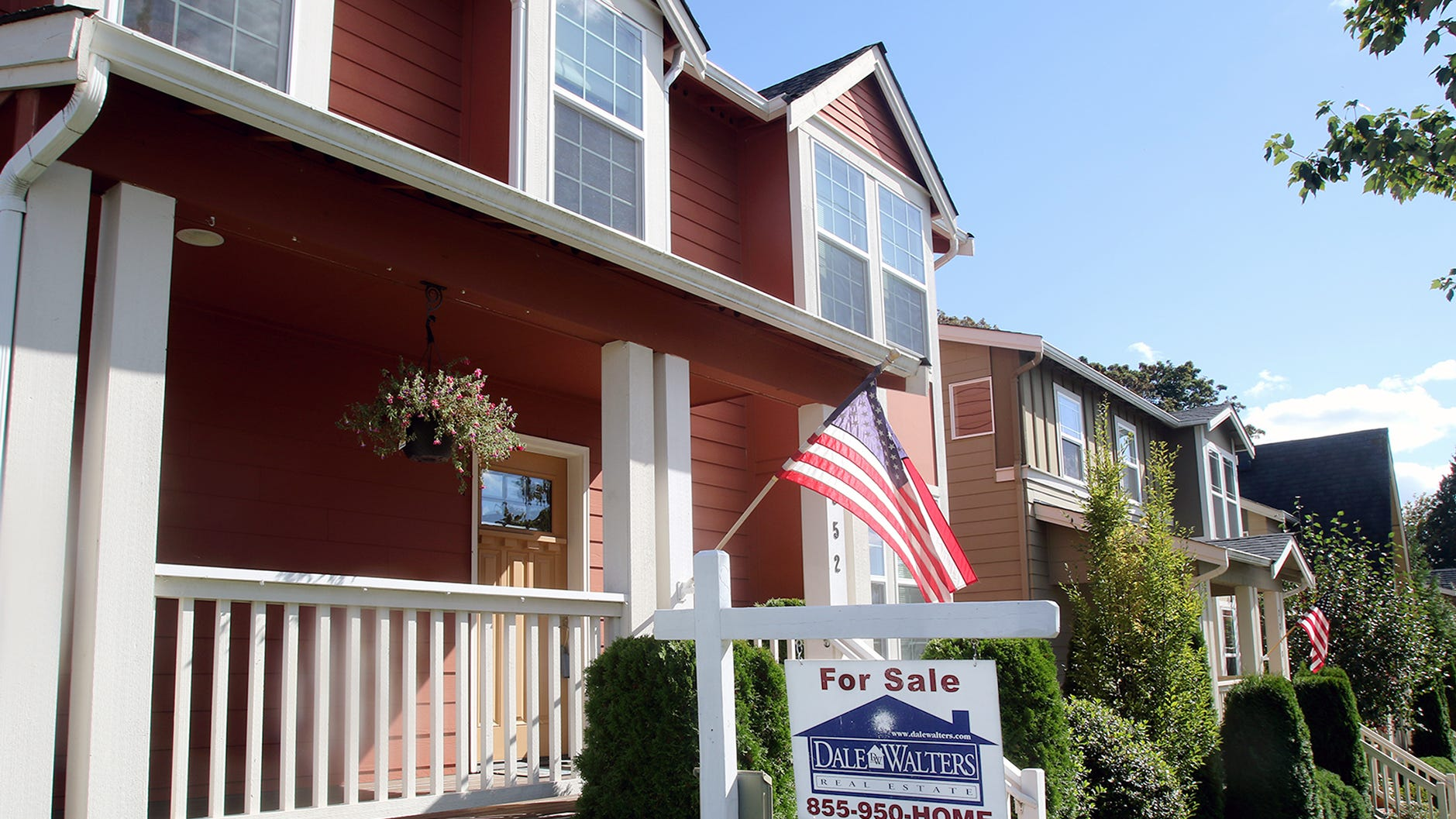 Home prices are still high in Kitsap County, but the available supply has increased in the past couple months.This home is for sale on Schley Blvd in East Bremerton.