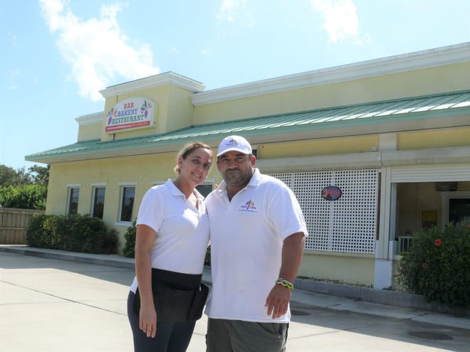 Sayli Hernandez and Tuniesky Hurtado opened their Tree of Life Cuban bakery in Palm Bay a couple of years ago. Now they've opened a new restaurant and bar in Melbourne.
