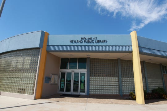 Neyland Public Library is among the libraries that would see improvements if voters approve the city of Corpus Christi's Proposition D, one of six bond proposals on the 2018 ballot.