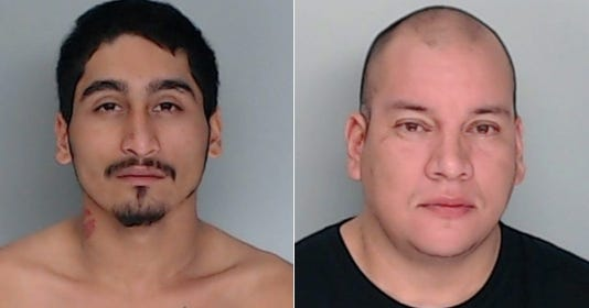 Holly Road Shooting Suspects