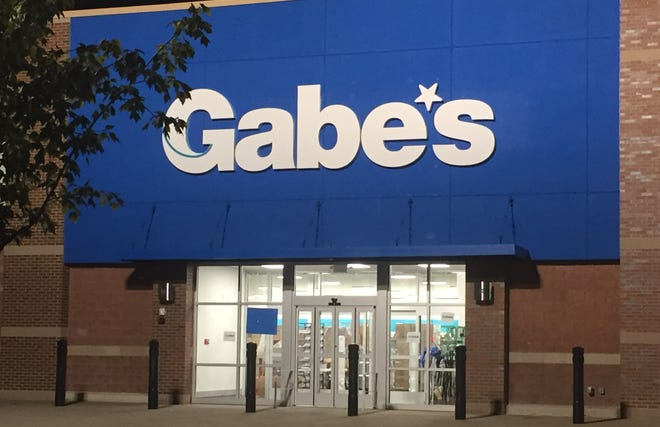 Gabe's, a West Virginia-based discounter, is expected to open this fall at Garden State Pavilions in Cherry Hill.
