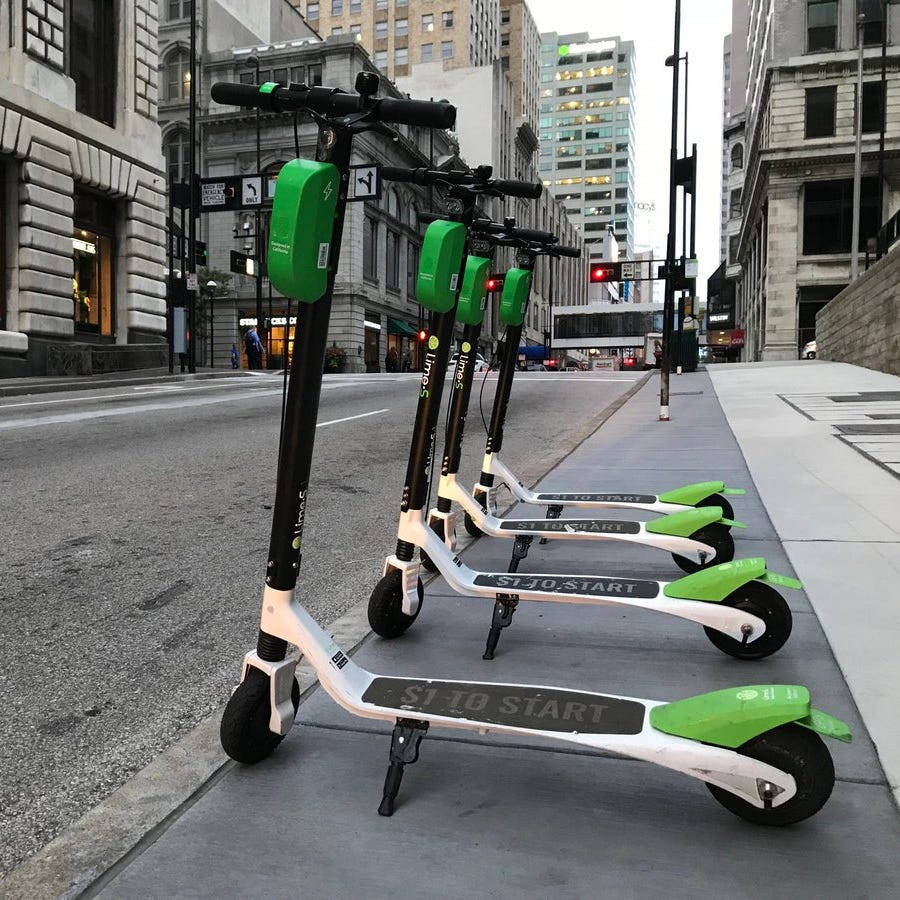 Lime scooters get the boot in Memphis, at least for now