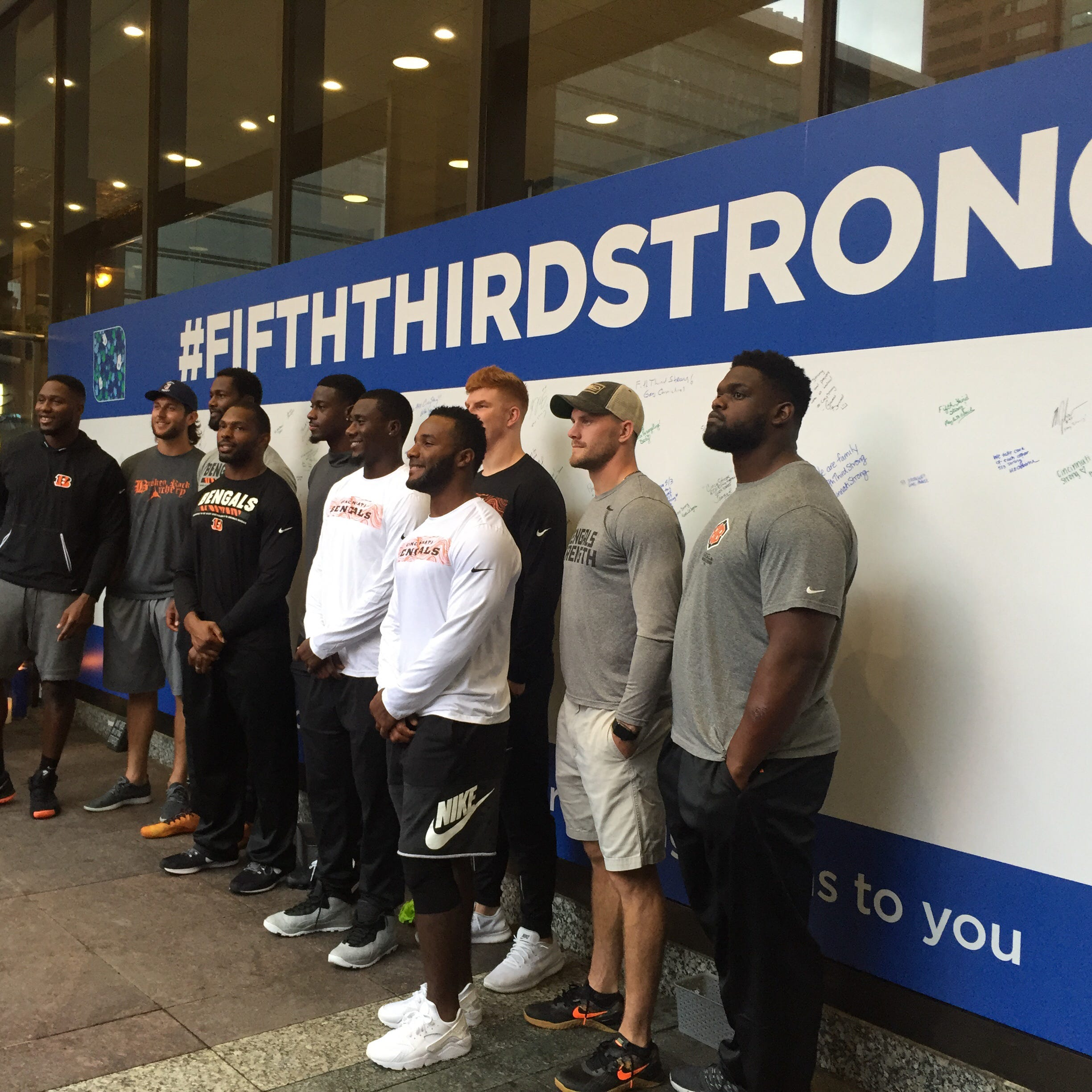 BX: How the Cincinnati Bengals got involved in Fifth Third re-opening.