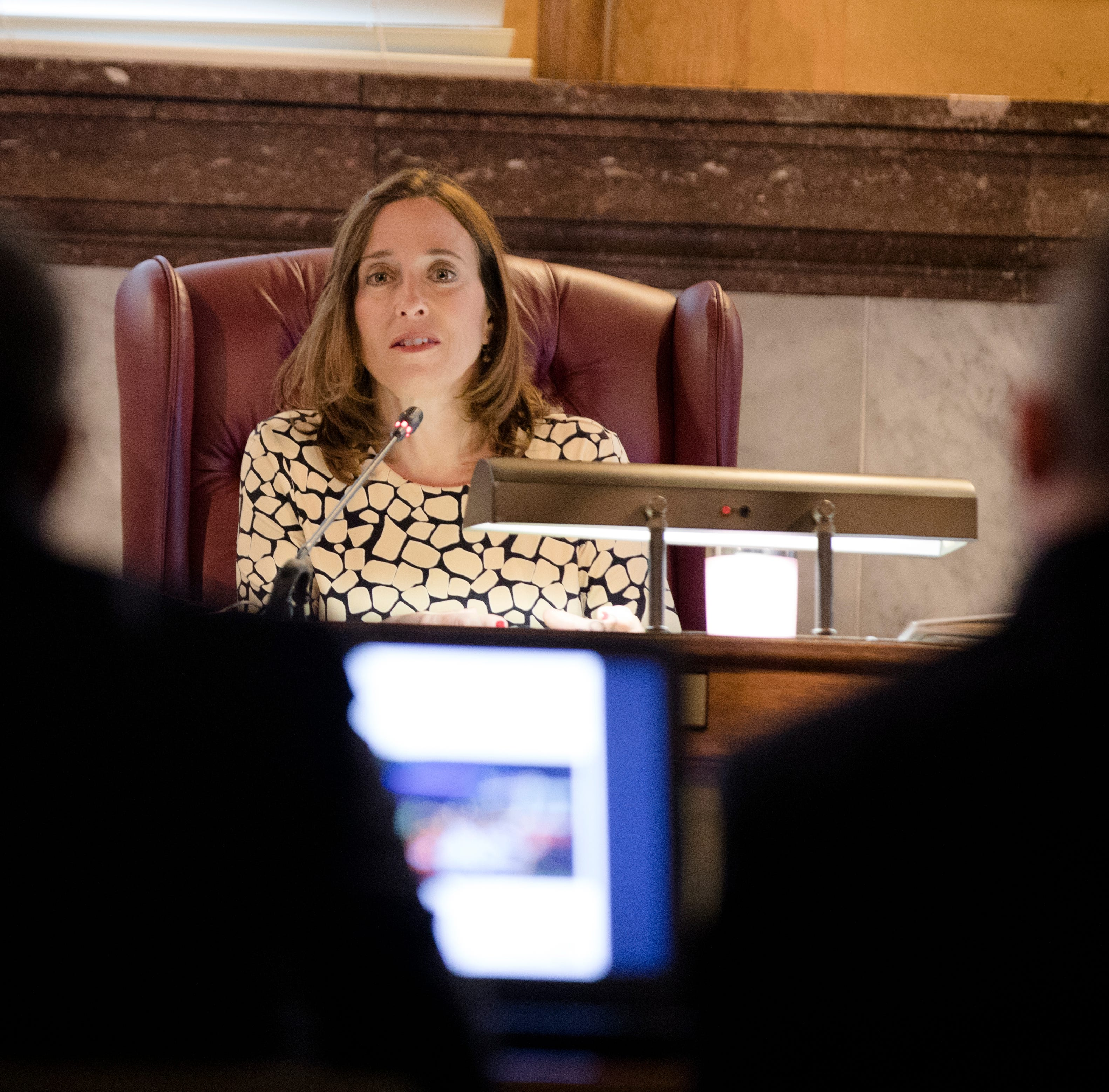 In first meeting after texts released, Cincinnati City Council gets an earful - and continues to quarrel