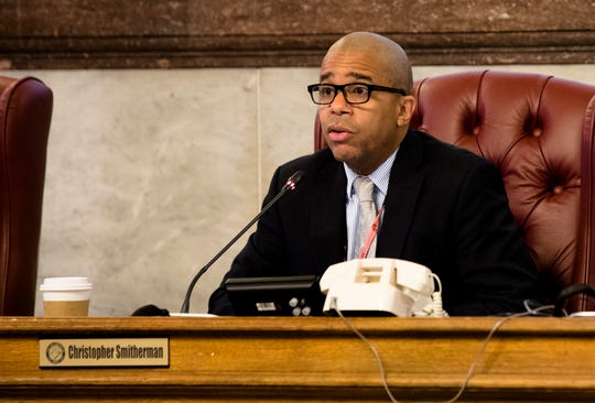 Vice Mayor Christopher Smitherman